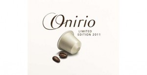 Nespresso Onirio Edition Limited 2011