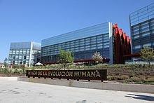 Museo de la Evolución Humana en Burgos, España